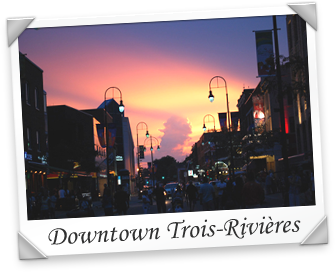 Downtown Trois-Rivieres