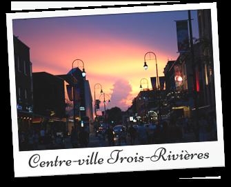 Centre-ville Trois-Rivières