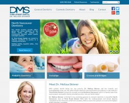 Third Street Dental – Dr Melissa Skinner – North Vancouver
